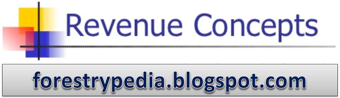 Revenue Concepts - forestrypedia.com