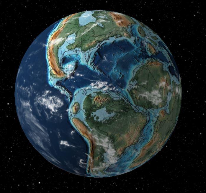 105 million years ago - Forestrypedia