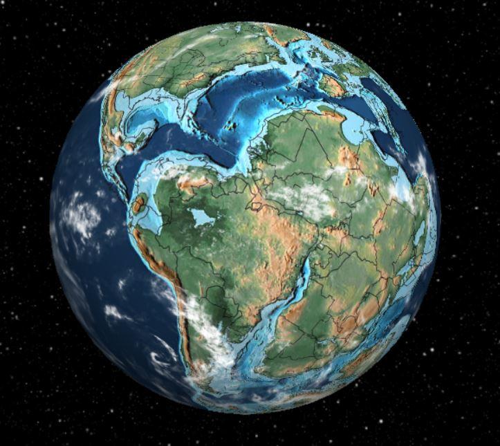 120 million years ago - Forestrypedia