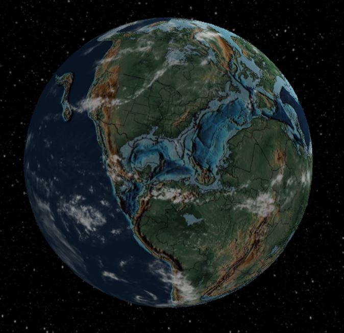 150 million years ago - Forestrypedia
