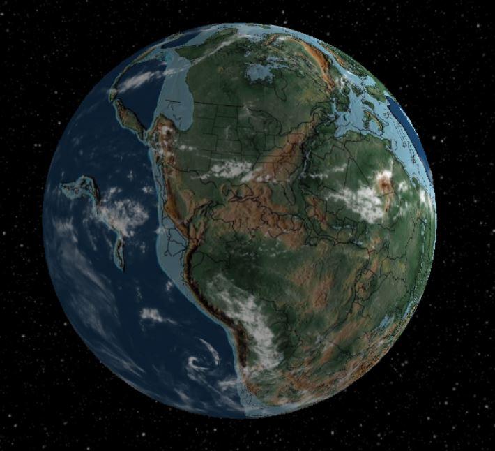 220 million years ago - Forestrypedia