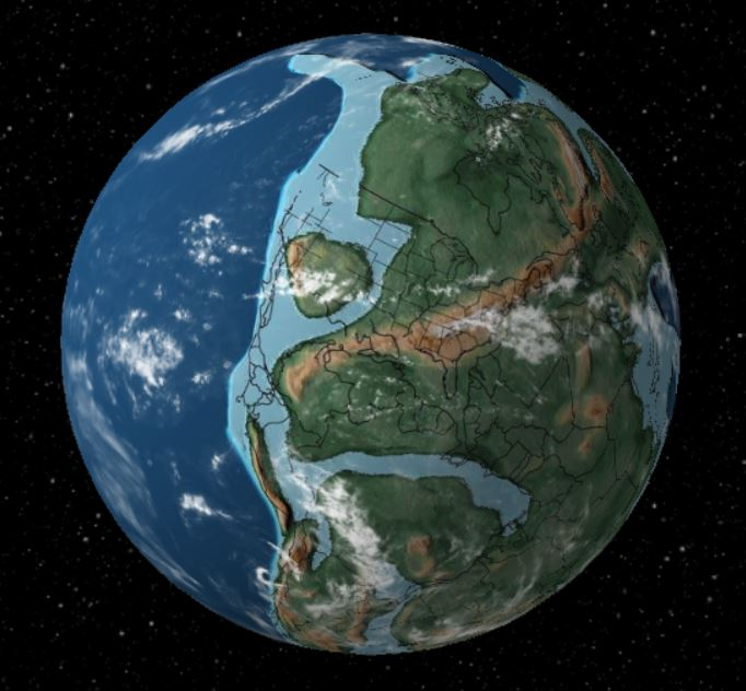 260 million years ago - Forestrypedia