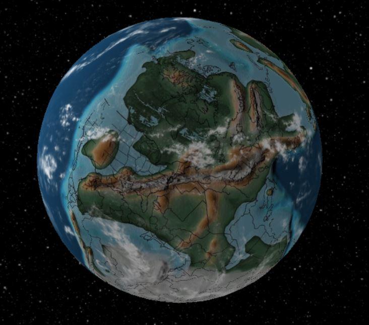 300 million years ago - Forestrypedia