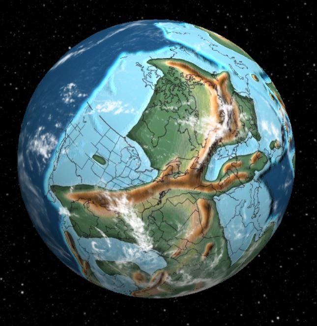 340 million years ago - Forestrypedia