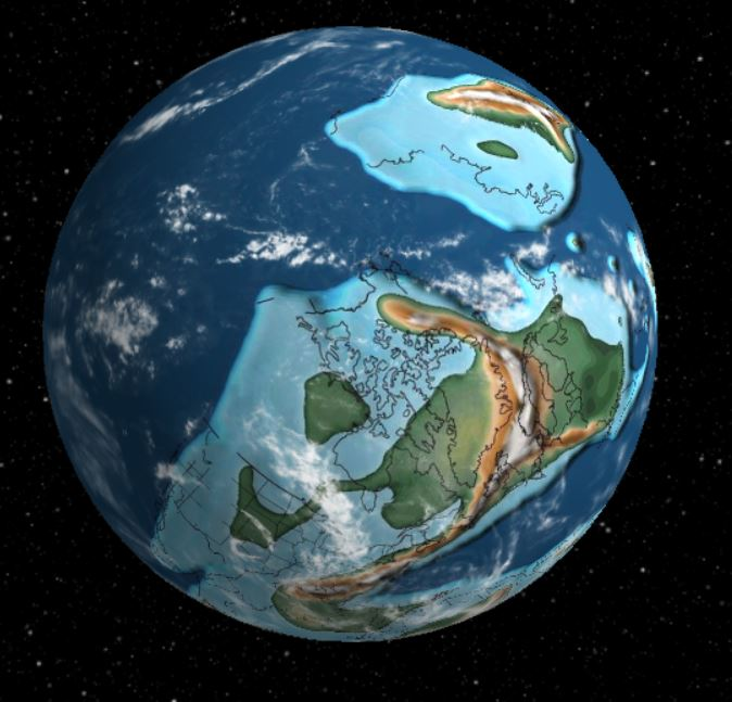 400 million years ago - Forestrypedia