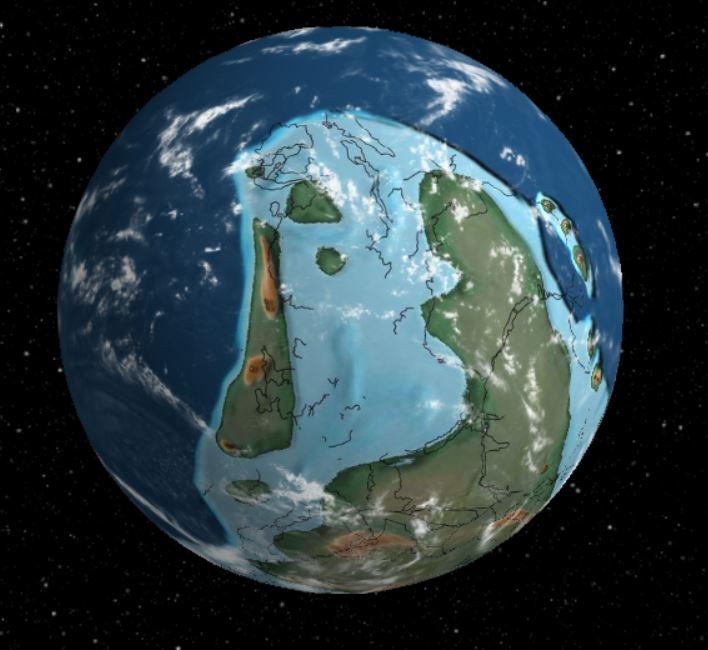 430 million years ago - Forestrypedia