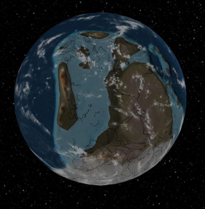 450 million years ago - forestrypedia