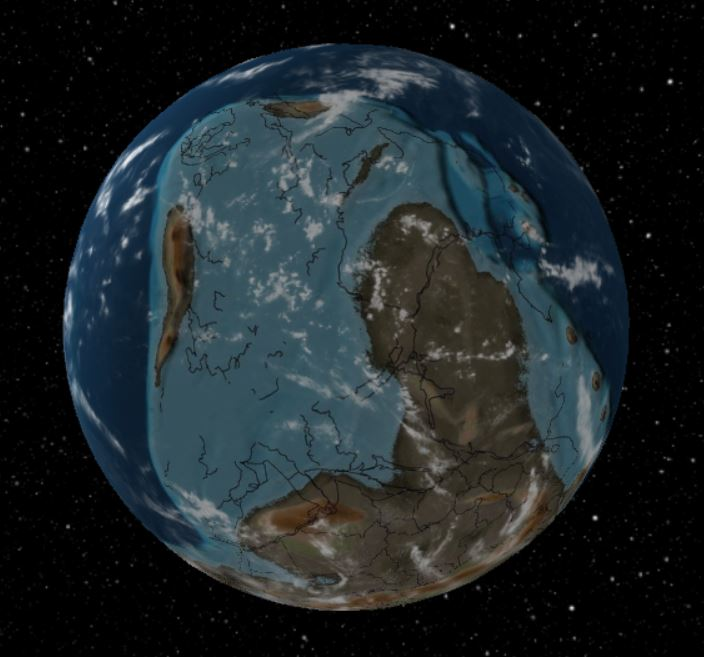 470 million years ago - Forestrypedia
