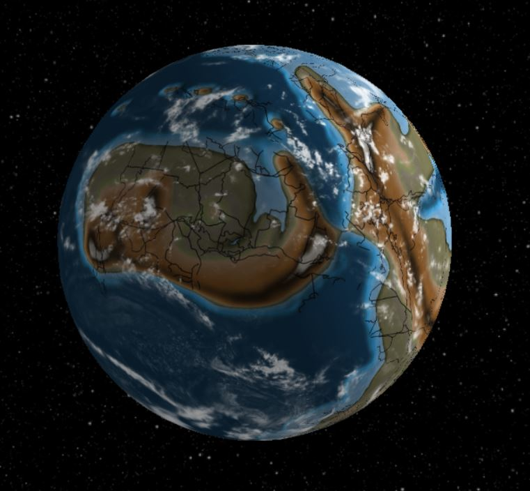 750 Million Years Ago - Forestrypedia