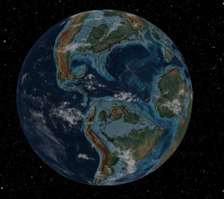 90 million years ago - Forestrypedia
